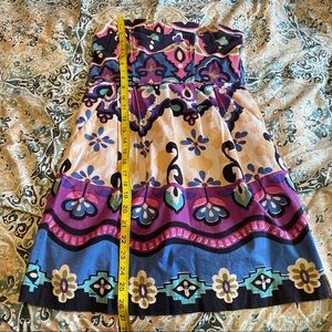 Angie Strapless Dress Large strapless